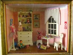 Doll room and furniture tutorial