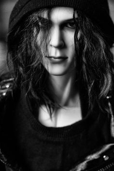 HIM | Ville Valo..I'm not so sure that this is Ville???