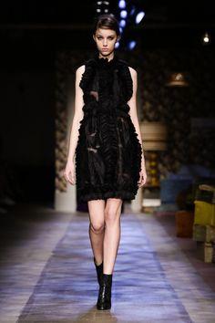 Erdem Ready To Wear Fall Winter 2015 London