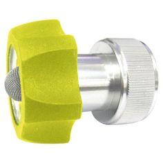 Sun Joe Universal Aluminum Pressure Washer to Garden Hose Adaptor - Fits SPX Electric Pressure Washer Series - SPX-AGHA