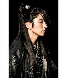 "Lee Joon Gi - Wang So - ""Moon Lovers"" / ""Scarlet Heart"""
