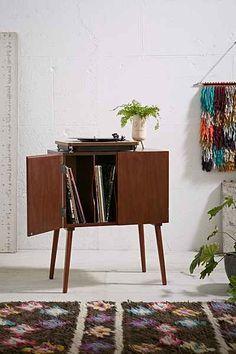 einfache und klassische moglichkeiten ihre vinyl record collection zu speichern dekoration ideen 2018