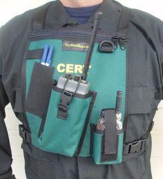 The Vest Guy - Chest Pack CERT