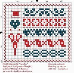 Stitches & Crosses of Marijke: Freebies Cross Stitch Freebies, Cross Stitch Bookmarks, Cross Stitch Borders, Cross Stitch Samplers, Cross Stitch Flowers, Counted Cross Stitch Patterns, Cross Stitch Charts, Cross Stitching, Cross Stitch Embroidery