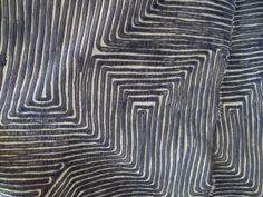Como-based brand 'Europ Marchini' furnishing fabric.