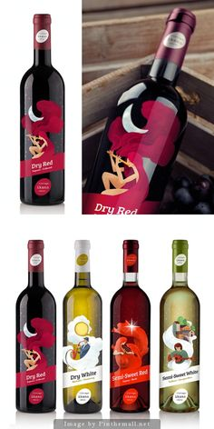 Found it Ikano Songs of Bahus (Concept) wine packaging PD created via http://www.packagingoftheworld.com/2014/11/ikano-songs-of-bahus-concept.html