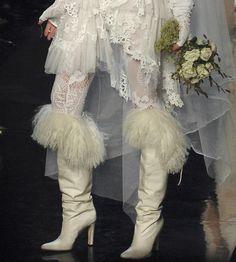 wow...Jean Paul Gaultier s/s 2008