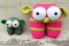 Амигуруми - маленькая вязаная игрушка - Art In Heart