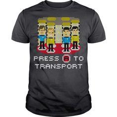 Star Trek Press A to Transport T-Shirt Hoodie Sweatshirts eei. Check price ==► http://graphictshirts.xyz/?p=61276