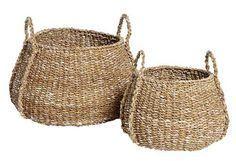 DIY / tuto : le panier rond façon osier au crochet - Zess.fr // Lifestyle . mode . déco . maman . DIY