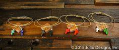 Vertigo Set E #juliodesigns #handmadejewelry #vintage