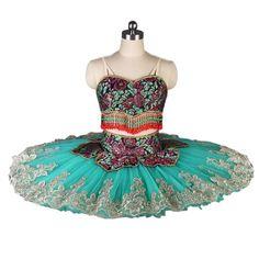 Green Ballet Tutu - pancake ballet tutus for sale. Made to measure Ballerina Tutu, Ballet Tutu, Gothic Lolita Fashion, Emo Fashion, Ballet Costumes, Baby Costumes, Tutu Women, Tulle Skirt Tutorial, No Sew Tutu