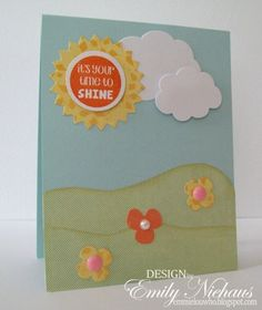 Time To Shine-WT440 by stampingout - Cards and Paper Crafts at Splitcoaststampers