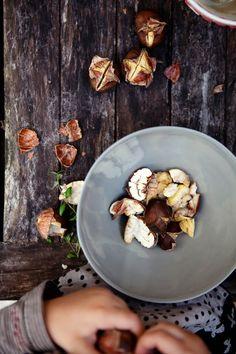 Der winter ist der geruch von gerösteten Kastanien :: Cannelle et VanilleCannelle et Vanille