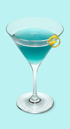 "Maple Devil Martini: Feeling devilish? A maple blue devil may be perfect for you! Take @purecanadamaple's quiz and they'll recommend which of their new summertime ‪#‎cocktail recipes fit perfectly with your mood!"" #ilovemaple  #maple #sponsored"