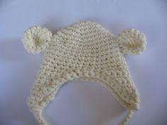 free amigurumi crochet patterns by jennyandteddy: free teddy bear hat crochet pattern