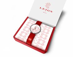 Lejon Watch Re-branding (Concept) on Packaging of the World - Creative Package Design Gallery