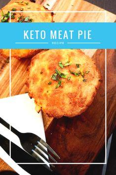 Keto Meat Pie via @fatforweightlos