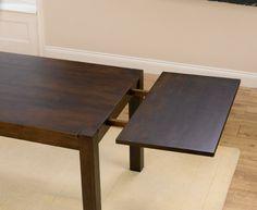 703cc58d8ed8 Buy Mark Harris Verona Solid Dark Oak Extensions (Pair) Online - CFS UK