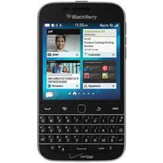 The BlackBerry Classic Non Camera is a smartphone from Verizon is meant for corporations fearful of secret projects being photographed by employees