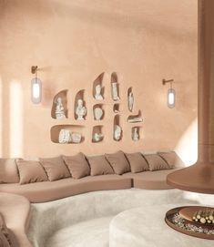 Interior Natural, Modern Interior, Interior Architecture, Boutique Interior, Exterior Design, Interior And Exterior, Piece A Vivre, Interior Inspiration, Living Spaces