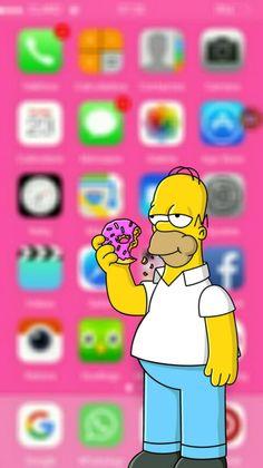 #simpson #homero #wallpapersimpson #lisa #bart Wallpaper S, Lisa, Anime, Iphone Wallpapers, Wallpapers, Wall Papers, Cartoon Movies, Anime Music, Anime Shows