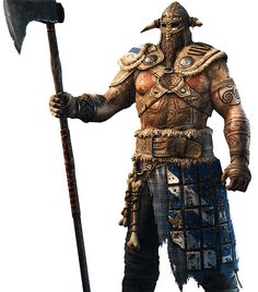 For Honor: The Vikings - Classes & Gameplay Viking Warrior, Viking S, Fantasy Armor, Medieval Fantasy, Dnd Characters, Fantasy Characters, Fantasy Character Design, Character Inspiration, Game Character