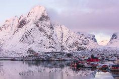 The Beauty of Lofoten Islands by Johny Goerend