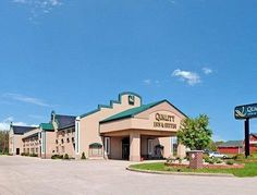 Elkhart (IN) Quality Inn and Suites Elkhart United States, North America Quality Inn and Suites Elkhart is perfectly located for both business and leisure guests in Elkhart (IN). Both business travelers and tourists can enjoy the hotel's facilities and services. Free Wi-Fi in all rooms, facilities for disabled guests, Wi-Fi in public areas, car park, pets allowed are on the list of things guests can enjoy. Each guestroom is elegantly furnished and equipped with handy amenities...