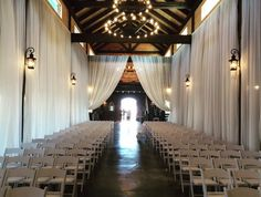 We transformed this space into ceremony and later into a reception with dramatic and lush draping. #bluemtnvineyardwedding #wedding-draping #recpetion-draping #weddingtrends2016