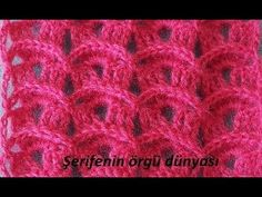 This Pin was discovered by Ley Crochet Saco, Crochet Box, Manta Crochet, Crochet Chart, Crochet Basics, Crochet Stitches Patterns, Knitting Stitches, Crochet Designs, Stitch Patterns