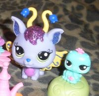 Collectomania: LPS Fairies and Dragons 2677 & 2678