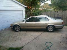 bmw gold colors | Buy used 1997 BMW 740iL Base Sedan 4-Door 4.4L in Saint Louis ... Car Colors, St Louis, Missouri, Saints, United States, Bmw, The Unit, Doors, Gold