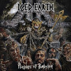Iced Earth 2014 - Plagues Of Babylon [Limited Deluxe Edition @ 320] Happy New Year