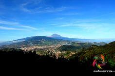 LA LAGUNA Y EL TEIDE  #tenerife #trekking #hike #hiking #WeAreAlive
