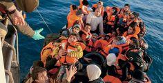 Греция в августе приняла рекордное число мигрантов http://feedproxy.google.com/~r/russianathens/~3/xTHZ_k308CY/22853-gretsiya-v-avguste-prinyala-rekordnoe-chislo-migrantov.html  Число нелегальных мигрантов, достигших греческих островов по Эгейскому морю, достигло максимума с марта 2016 года, когда между Турцией и ЕС было подписано соглашение по беженцам, сообщаетblackseanews.