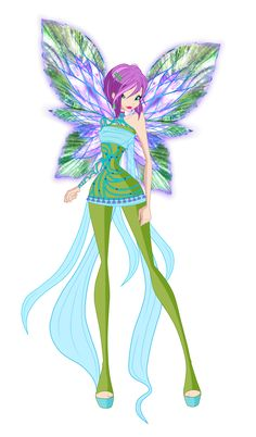 Tecna Dreamix Concept by Winx-Rainbow-Love.deviantart.com on @DeviantArt