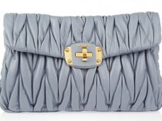 An editorial on Miu Miu handbags, purses and your favorite accessories. Get prices and shopping advice on Miu Miu designer bags and purses. Miu Miu Clutch, Miu Miu Handbags, Best Handbags, Luxury Handbags, Designer Handbags, Miu Miu Matelasse, Oversized Clutch, Louis Vuitton Accessories, Big Bags