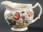 Johnson Brothers Sheraton Ironstone Creamer