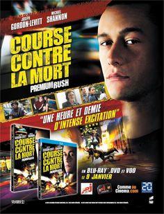 COURSE CONTRE LA MORT - PREMIUM RUSH (Concours) 2 BLU-RAY ET 3 DVD A GAGNER