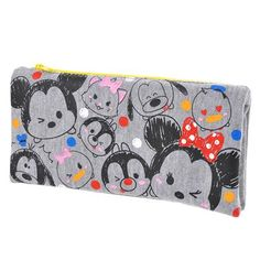 Mickey & Friends Tsum Tsum Wallet
