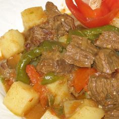 GERMAN GOULASH Recipe | Just A Pinch Recipes
