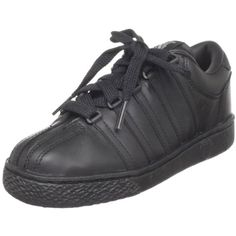 4f810f5046553d K-Swiss 501 Classic Tennis Shoe (Little Kid)     Check out