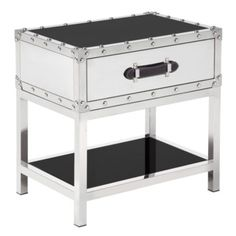 Flight End Table from Z Gallerie
