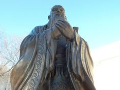 Confucius, the Greatest Sage and Teacher in Chinese History - Vision Times Confucius Citation, Confucius Say, Confucius Quotes, Teacher In Chinese, Transformers, Citations Sages, Daily Words Of Wisdom, Philosophy Quotes, Taoism