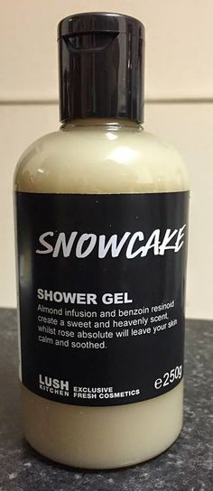 Snowcake Shower Gel