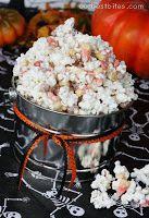 Monster Munch {Halloween Popcorn Mix}