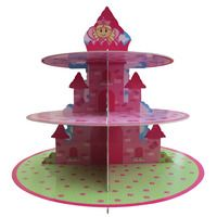 Princess Party Cup Cake Stand