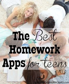 Discover all the help available for students in every subject area! From math equations to research papers, teens and adults will benefit from these worthwhile virtual assistants. Middle school, high school, college and grad school students can use these handy helpers! The Best Homework Apps