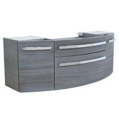 Baignoire rectangulaire L.180x l.80 cm gris, IDEAL STANDARD ...